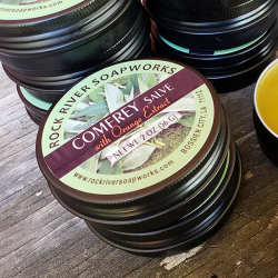 Comfrey Salve with Orange Extract