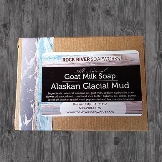 Alaskan Glacial Mud