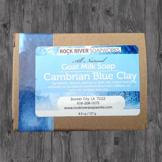 Cambrian Blue Clay