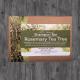 Rosemary Tea Tree