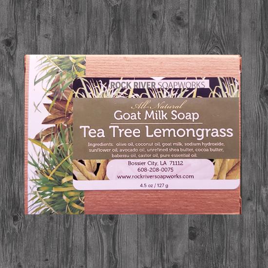 Tea Tree Lemongrass